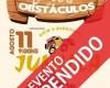 Suspendida la 'Pista de Obstáculos 2019' organizada por el Club Ocio y Aventura