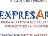 La Casa del Artesano acogerá de octubre a junio el taller de creatividad y colorterapia 'Expresarte'