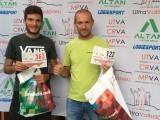 Los Hinnenis Juan Pedro Molina y Juanfran Moreno tuvieron una destacada actuación en la Trail Valls d'Aneu