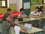 Los colegios abren sus puertas a 2.620 alumnos que han iniciado hoy el curso 2019/20 en Educación Infantil y Primaria