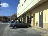 Las aceras del tramo de avenida de Murcia entre las calles Progreso y Arsenal serán renovadas y ensanchadas