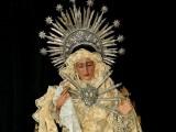 La Cofradía de la Guarda del Cuerpo de Cristo bendecirá las andas restauradas de la Virgen de las Penas