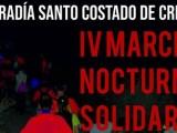 La Cofradía del Santo Costado celebra al IV Marcha Nocturna Solidaria a beneficio de Cáritas a la que te puedes apuntar ya