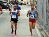 Ángela Carrión y Vicente Mateo se suben al podium del Cross Nocturno Villa del Juguete de Ibi mientras que José Luís Campuzano se hace con el segundo puesto en máster 35 en los 10 Kilómetros Villa de Blanca
