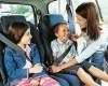 La Policía Local pone en marcha desde el lunes una campaña de control del cinturón de seguridad y sistemas de retención infantil