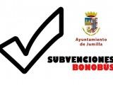 Hoy viernes, ultimo día para solicitar subvenciones para transporte a universidades de este curso
