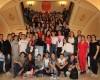 Los alumnos franceses del IES Arzobispo Lozano visitan el Ayuntamiento