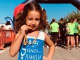 """Elena Carcelén se hace con la victoria en categoría sub-8 femenina en la primera """"Ranero Corre Festival"""" de Murcia"""