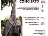 La Junta Central celebrará un concierto para celebrar la declaración de Interés Turístico Internacional