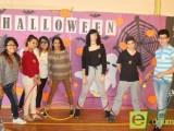 Los alumnos del colegio Cruz de Piedra se preparan para la fiesta más terrorífica