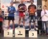 """José Luís Campuzano logra la tercera posición en master 35 masculino en la prueba de trail """"Cresta del Gallo Running Day 2019""""."""