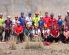 El Grupo Hinneni termina con éxito el II Curso de iniciación a la espeleología y pone en marcha los cursos de buceo (sin plazas) y barranquismo