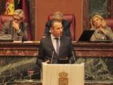 """Joaquín Segado: """"El Mar Menor necesita unidad política para tratar su recuperación como una cuestión Estado"""""""