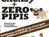 'Zero Cacas + Zero Pipís' la campaña que incide en la limpieza de los excrementos de las mascotas