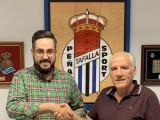 El técnico jumillano Sergio Campos nuevo entrenador de la Peña Sport F.C.