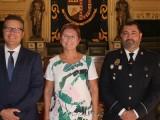 Salvador Gómez nuevo Jefe de la Policía Local de Jumilla