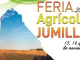 La Feria Agrícola de Jumilla 2019 se celebrará del 15 al 17 de noviembre