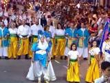 La Asociación de Moros y Cristianos D. Pedro I desfiló en Molina de Segura
