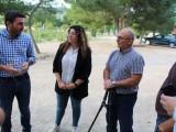 El concejal de Agricultura solicita al consejero que se agilicen los arreglos de caminos