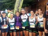 Numerosa participación jumillana en la IV Matagigantes Trail de Lietor con varios podios