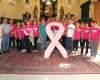 Actividades contra el cáncer de mama