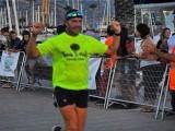 Juanfran Sánchez, corredor del Como Chotas del Hinneni Trail Running presente en Cartagena en el Circuito de Carreras Populares Región de Murcia Running Challenge