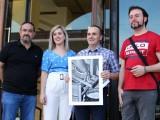 El fotógrafo jumillano Juan Ignacio Tomás gana la I edición del concurso de fotografía 'Beber con los ojos' de la Ruta del Vino