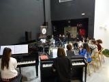 """El Conservatorio provisional de música """"Julián Santos"""" imparte un curso de improvisación este fin de semana"""