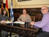 Ayuntamiento y Stipa firman la renovación de su convenio anual por 2.000 euros
