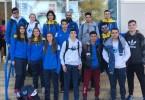 El Club Natación Jumilla estuvo presente con 18 nadadores este pasado 23 de noviembre en la 1º Jornada de Liga de la categoría infantil, junior, absoluto y máster en la Piscina Municipal del Pilar de la Horadada