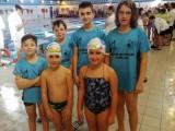 El sábado se celebró la 2º Jornada de Liga de las categorías prebenjamin-benjamin-alevin en Lorca en la que estuvieron presentes seis de los nadadores del Club Natación Jumilla