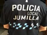 Un hombre es pillado robando en coches aparcados en Jumilla en el momento del delito