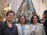 La Real Cofradía de Nuestra Patrona invitada en las Fiestas de la Virgen de Yecla