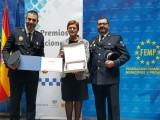 Premio nacional a las buenas prácticas en Madrid  por las campañas 'Ver, oír, sentir' y 'Tú decides'