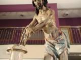 La imagen del Cristo vuelve a Santa Ana pero antes procesiona por Jumilla
