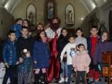 El santo costado  celebró su santa misa de Navidad y un concierto interpretado  por Blake Quintet.