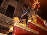 Jumilla se convierte en la ciudad de la ilusión con la llegada de Los Reyes Magos