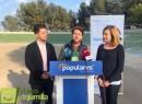 El grupo Popular de Jumilla pedirá en pleno que se el arreglo del velódromo