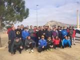 19 parejas se dieron cita en el XIV Torneo Navideño Ciudad de Jumilla.