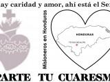 """""""Comparte tu cuaresma 2020"""" campaña de Grupo Misionero Jumilla para la cuaresma"""