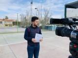El grupo municipal del PP presenta una moción para el acondicionamiento y mejora  de las pistas del Tenis y del polideportivo municipal