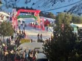 El Grupo Hinnenien la 9ª edición de la Snow Running Sierra Nevada