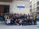 Los alumnos del IES Arzobispo Lozano visitan la UM