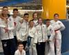 Campeonato de Castilla La Mancha 1ª fase en edad escolar regional 2020 de Taekwondo.
