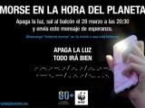 Jumilla apagará la iluminación del Castillo para unirse por cuarto año a 'La Hora del Planeta'