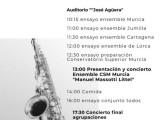 """Alumnos del conservatorio profesional de música  """"Julián Santos"""" de Jumilla participará en el VI FORUMSAX"""
