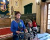 Nueva comparecencia de la alcaldesa para actualizar las acciones del Ayuntamiento frente al coronavirus.