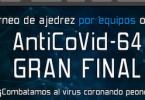 """Torneo por equipos online """"ANTICOVID-64"""" gran final"""