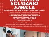 Llega 'I Challenge Deportivo Jumilla' a beneficio de Cruz Roja