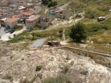 IU Verdes propone la limpieza de las pequeñas presas del Castillo para evitar problemas cuando llueve.
